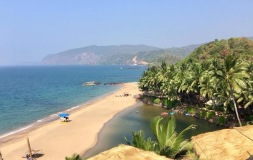 Cola Beach, just passed Agonda