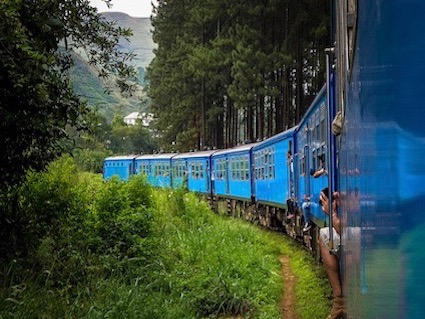 Sri Lanka train 2