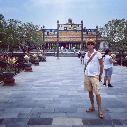 Inside Hue's Imperial City