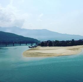 Between Da Nang and Hue