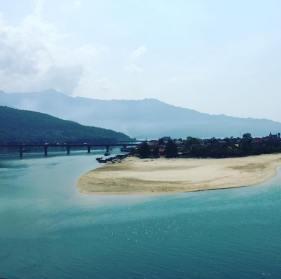 Between Da Nang and Hue