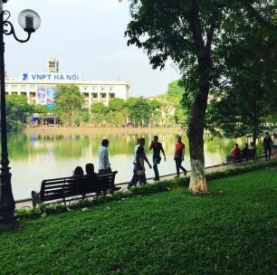 Hoam Kiem Lake Park