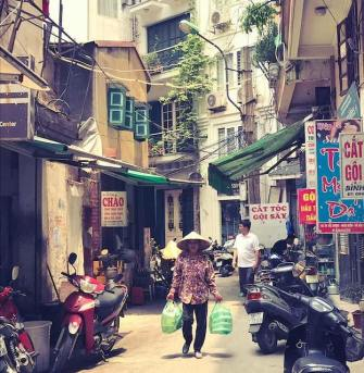 So much character in Hanoi