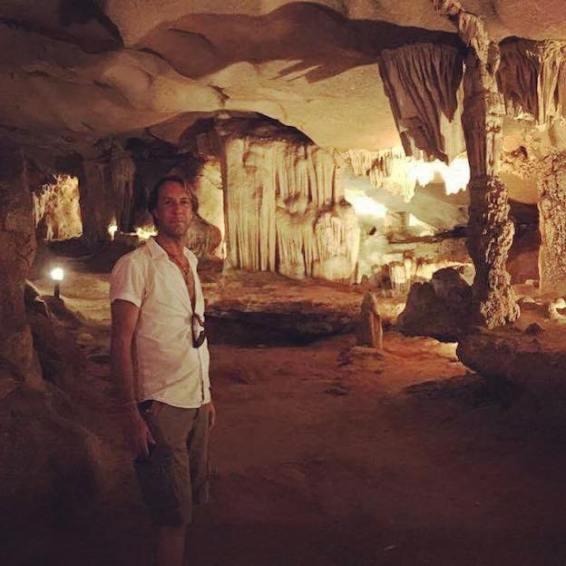 My cave man!