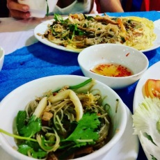 Yummy food - Ben Thanh Market