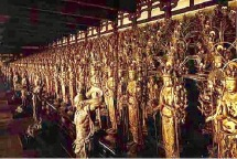 Statues of Kannon