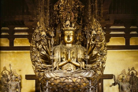 Goddess of Mercy - 1000 Armed Kannon