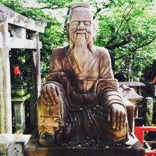 Amazing statue