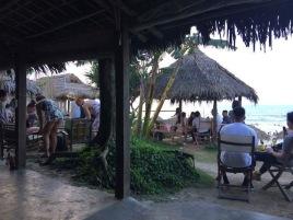Soul Kitchen, great beach hangout