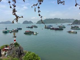 More views of Cat Ba