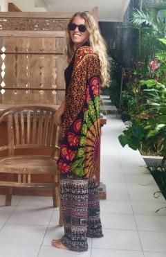 sarong side