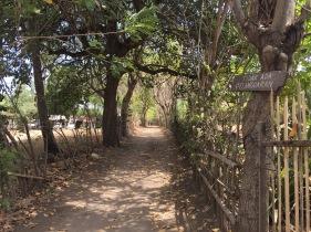 All the roads lead to a beach on Gili Air