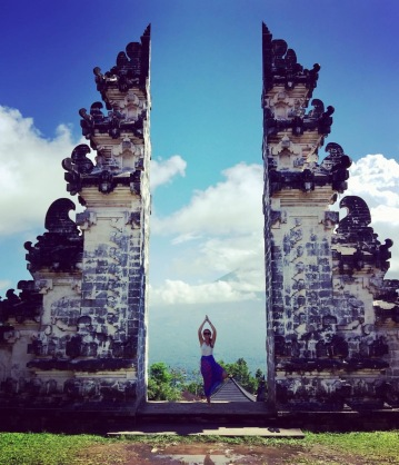 Pura Lempuyang's Gates to heaven
