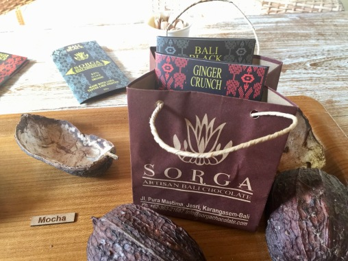Sorga Chocolate Factory - time to buy choc