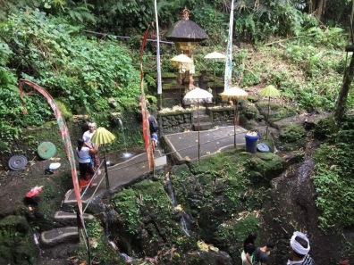 First Shrine to give offerings