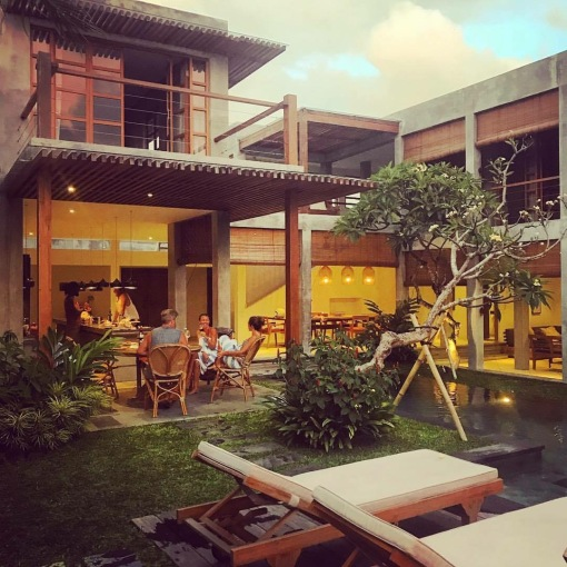 Beautiful private villa in Canggu - pre house party!