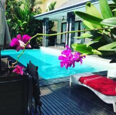Villa Shanti Pool