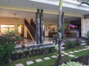Villa Shanti living area