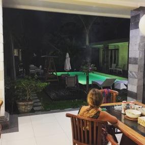 Villa Shanti - our favourite place