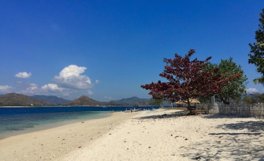 Gili Layar is beautiful!