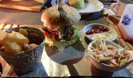 Big Burger at Ruby's
