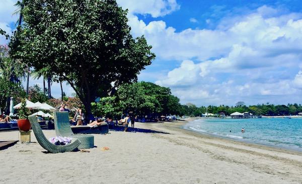 Sengiggi Beach Lombok
