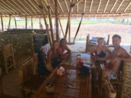 Lunch on Gili Layar