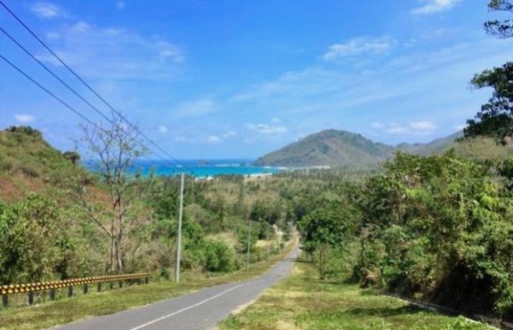 View of Mekaki Beach