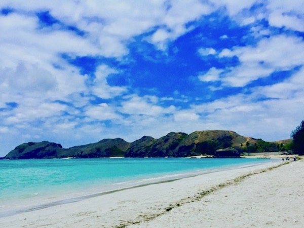 Tanjung Aan Beach Kuta Lombok