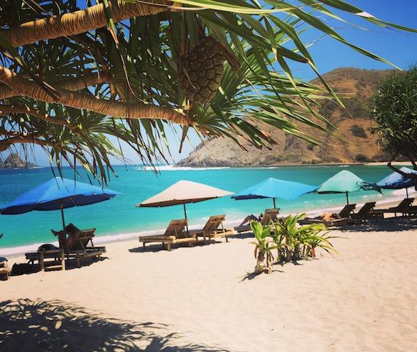 Mawun Beach Kuta Lombok