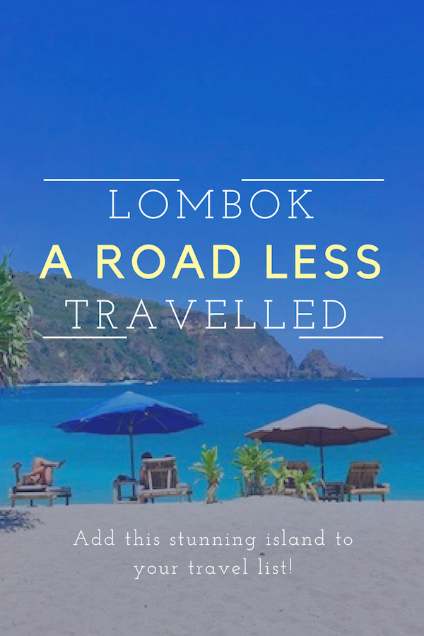 Lombok: A Road Less Travelled - Flipflops in the Sun