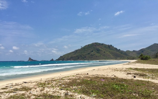 Mekaki Beach in Sekotong Lombok