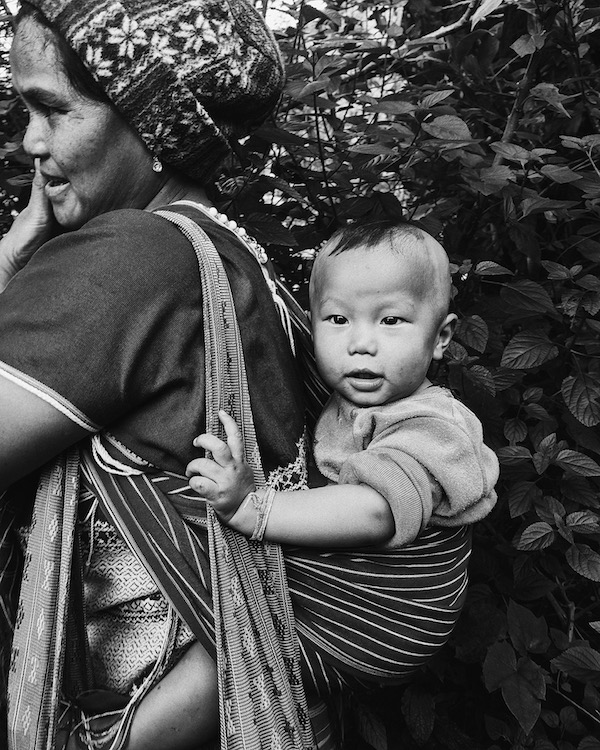 Chiang Mai baby